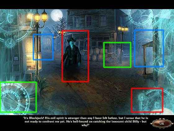 ghost encounters: deadwood reloaded walkthrough screenshots 1
