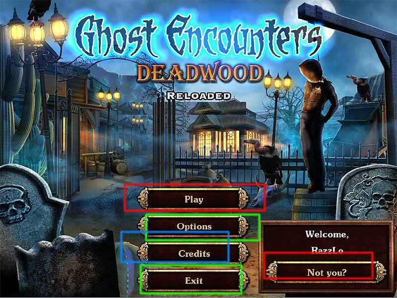ghost encounters: deadwood reloaded walkthrough screenshots 2