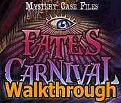 Mystery Case Files: Fate's Carnival Walkthrough 2