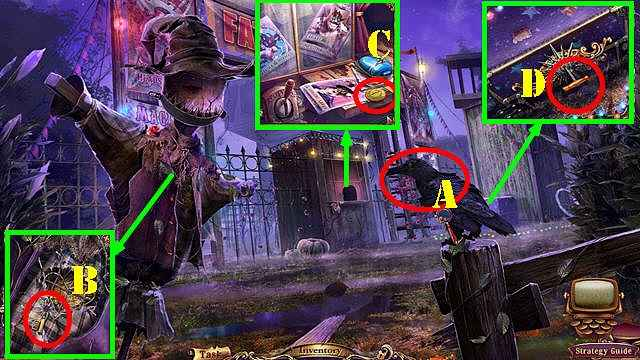 mystery case files: fate's carnival walkthrough 2 screenshots 2