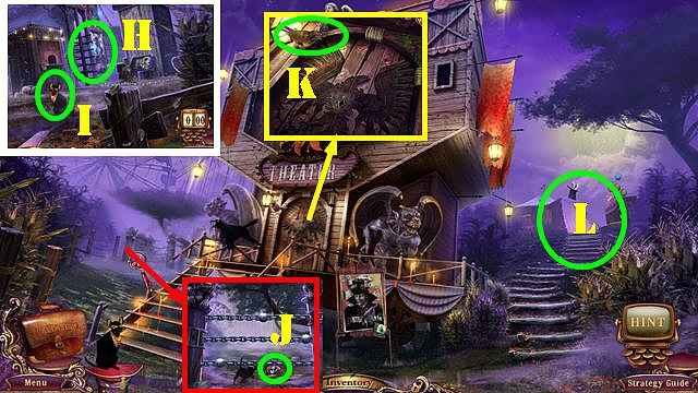 mystery case files: fate's carnival walkthrough 4 screenshots 1