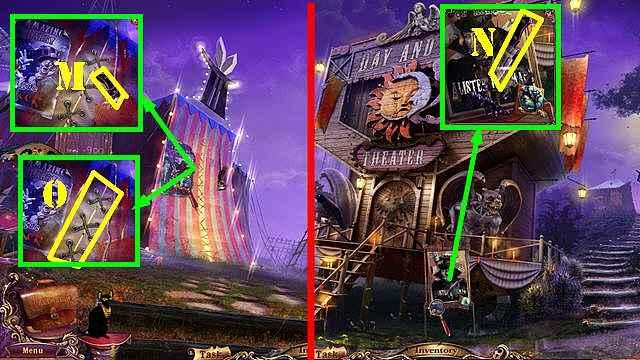 mystery case files: fate's carnival walkthrough 4 screenshots 2