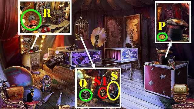 mystery case files: fate's carnival walkthrough 4 screenshots 3