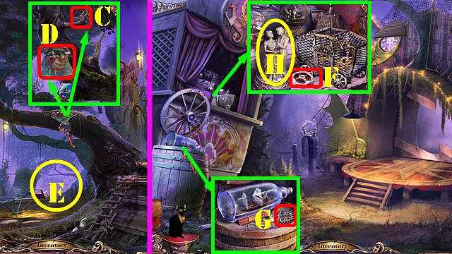 mystery case files: fate's carnival walkthrough 6 screenshots 1