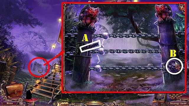 mystery case files: fate's carnival walkthrough 6 screenshots 9