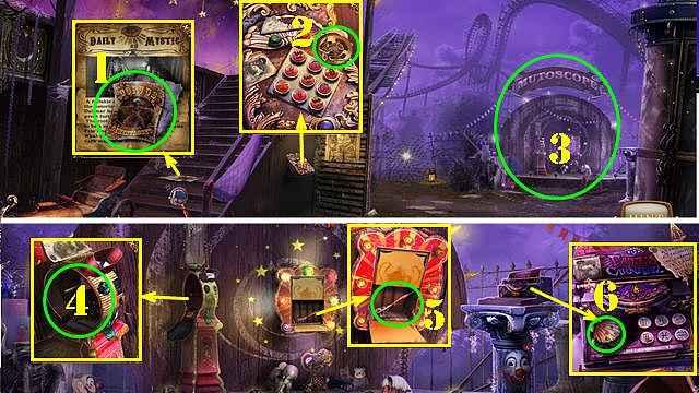 mystery case files: fate's carnival walkthrough 8 screenshots 1