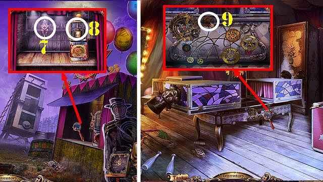 mystery case files: fate's carnival walkthrough 8 screenshots 2