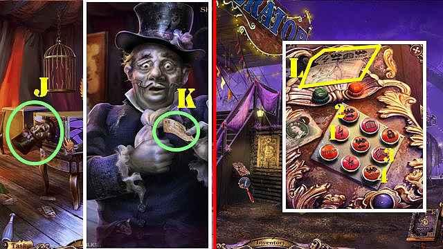 mystery case files: fate's carnival walkthrough 9 screenshots 1