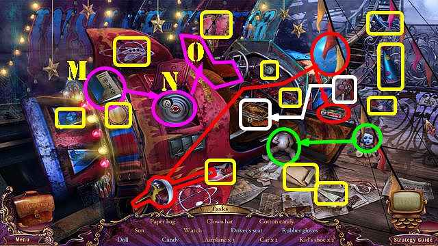 mystery case files: fate's carnival walkthrough 9 screenshots 2