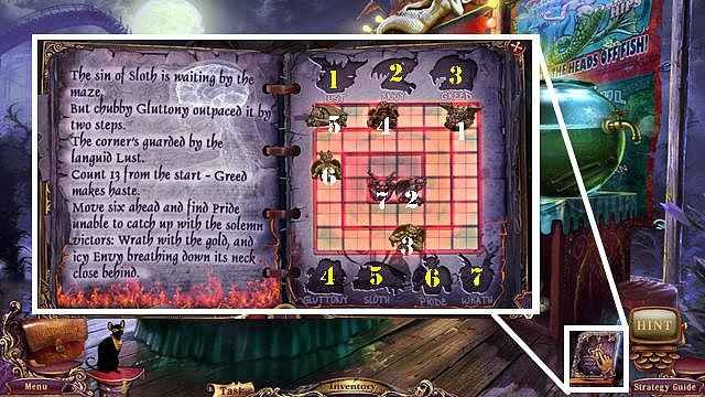 mystery case files: fate's carnival walkthrough 10 screenshots 2
