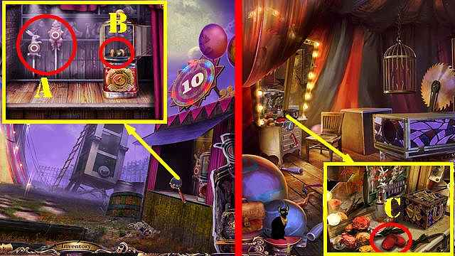 mystery case files: fate's carnival walkthrough 10 screenshots 3