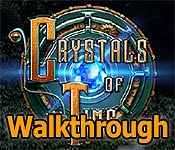 Crystals Of Time Walkthrough
