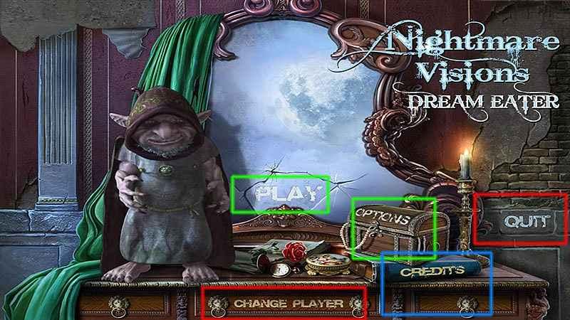 nightmare visions: dream eater collector's edition walkthrough screenshots 1