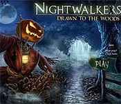 nightwalkers: drawn to the woods collector's edition