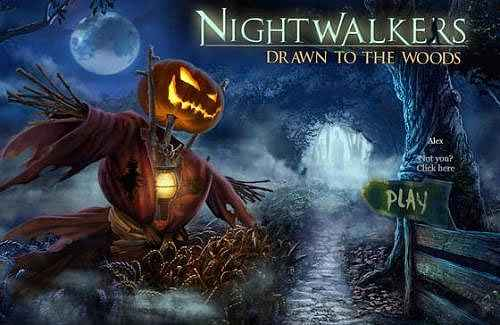 nightwalkers: drawn to the woods collector's edition screenshots 1
