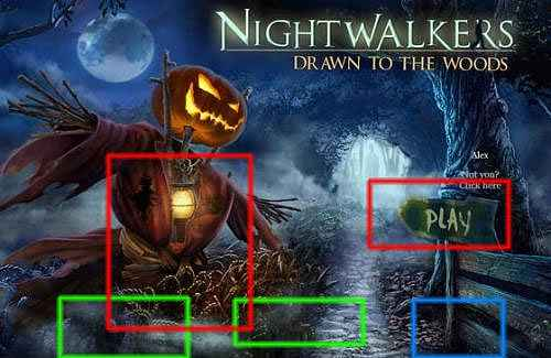 nightwalkers: drawn to the woods collector's edition walkthrough screenshots 1