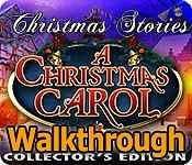 christmas stories: a christmas carol collector's edition walkthrough