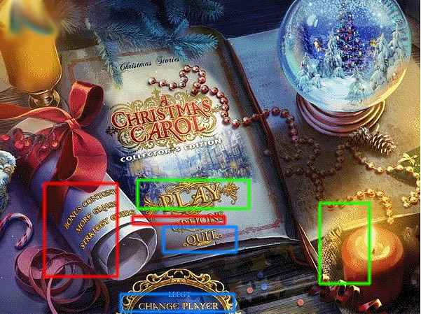 christmas stories: a christmas carol walkthrough screenshots 2