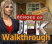Hidden Files: Echoes Of JFK Walkthrough