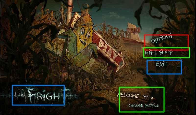 fright collector's edition walkthrough screenshots 1