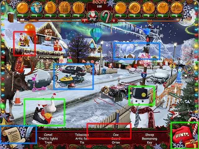 christmas wonderland 4 walkthrough screenshots 8