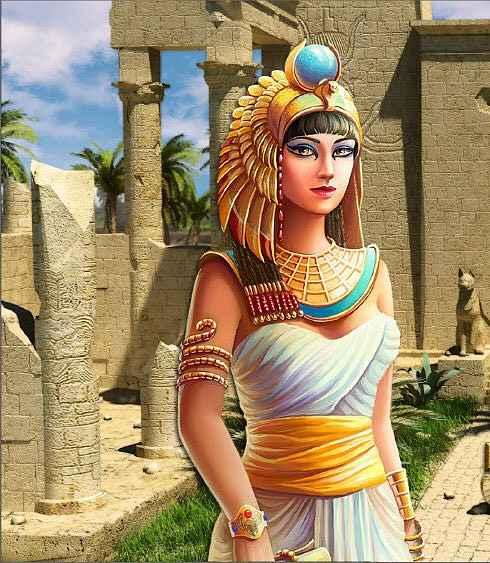 ancient jewels: cleopatra's treasures screenshots 1