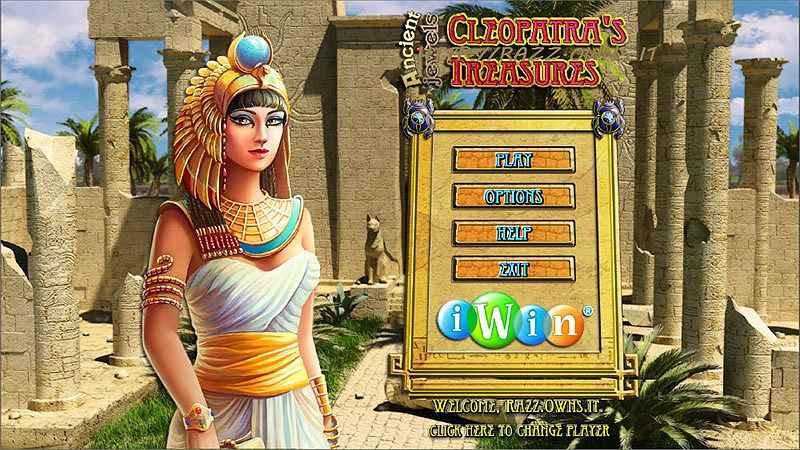 ancient jewels: cleopatra's treasures screenshots 3