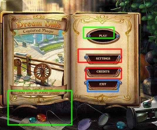 dream hills: captured magic collector's edition walkthrough screenshots 1