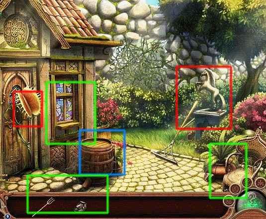 dream hills: captured magic collector's edition walkthrough screenshots 2