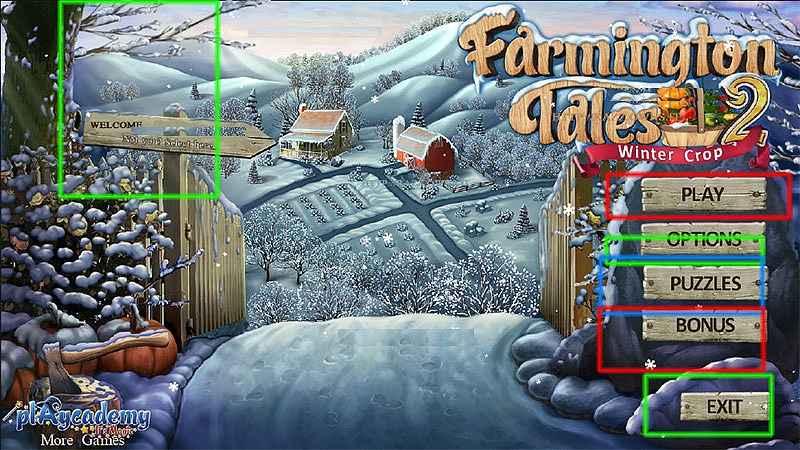 farmington tales 2: winter crop collector's edition walkthrough