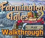 Farmington Tales 2: Winter Crop Walkthrough