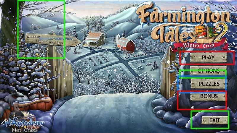 farmington tales 2: winter crop walkthrough screenshots 1