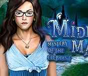 midnight macabre: mystery of the elephant collector's edition