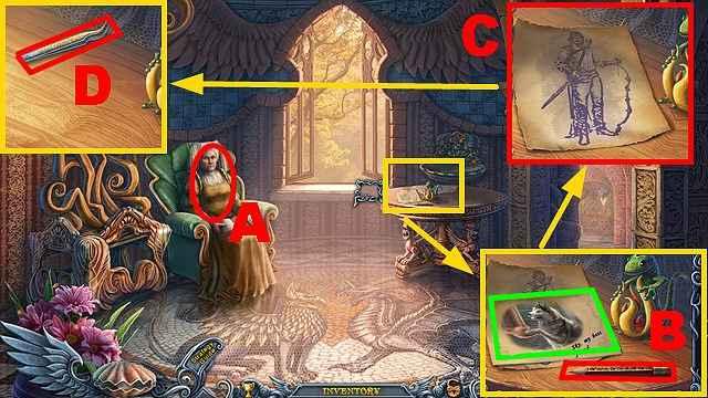 spirits of mystery: the silver arrow walkthrough 2 screenshots 1
