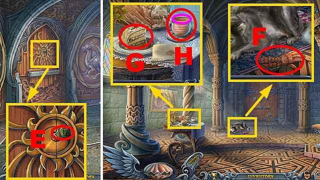 spirits of mystery: the silver arrow walkthrough 2 screenshots 2