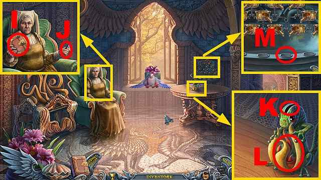 spirits of mystery: the silver arrow walkthrough 2 screenshots 3