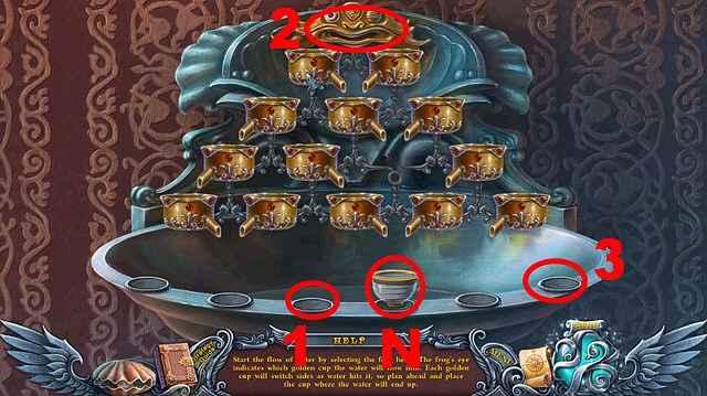 spirits of mystery: the silver arrow walkthrough 3 screenshots 1