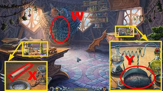 spirits of mystery: the silver arrow walkthrough 3 screenshots 3