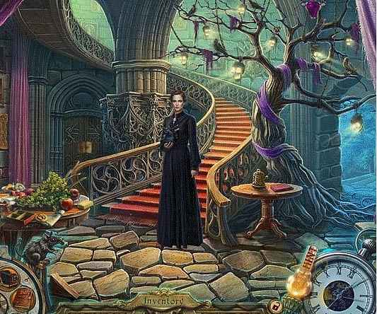 dark tales: edgar allen poe's the fall of the house of usher screenshots 1