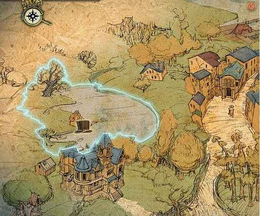 dark tales: edgar allen poe's the fall of the house of usher screenshots 2