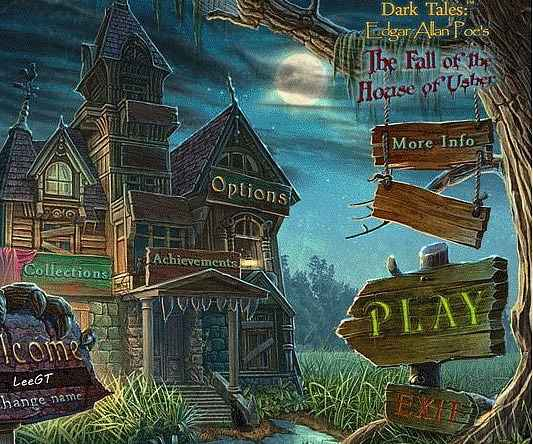 dark tales: edgar allen poe's the fall of the house of usher screenshots 3