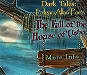 dark tales: edgar allen poe's the fall of the house of usher collector's edition