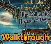dark tales: edgar allen poe's the fall of the house of usher collector's edition walkthrough
