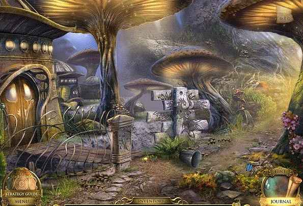 mythic wonders: the philosophers stone collector's edition screenshots 2
