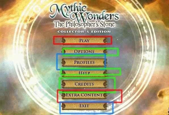 mythic wonders: the philosophers stone walkthrough
