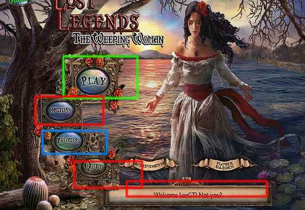 lost legends: the weeping woman walkthrough screenshots 1