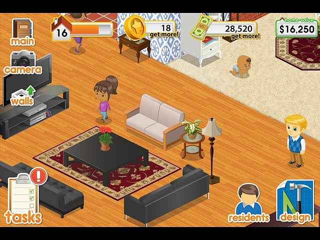 design this home screenshots 1