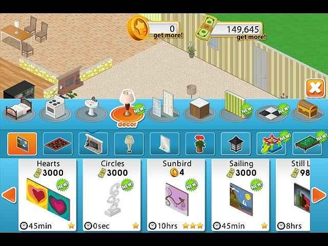 design this home screenshots 2