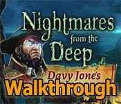 nightmares from the deep: davy jones collector's edition walkthrough