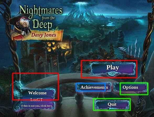 nightmares from the deep: davy jones collector's edition walkthrough screenshots 1